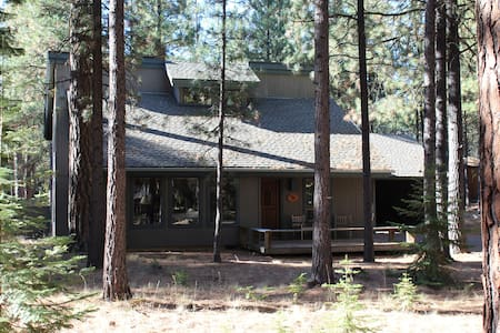 Cabin in the Pines at Black Butte Ranch, Oregon - 西斯特斯 (Sisters) - 独立屋