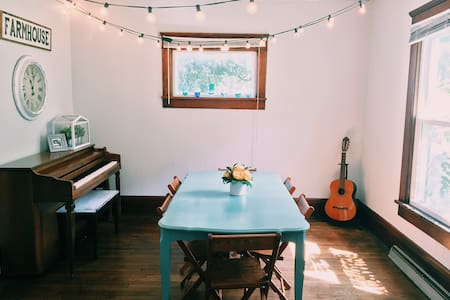 Intentional community-focused space - Haus