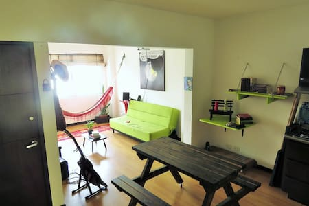 Cozy Flat in green central area. Feel like at home - Apartment