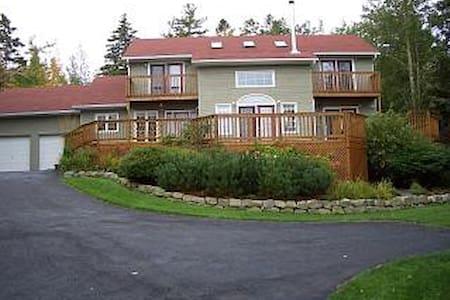 Ocean Front Executive Home - Unique - House