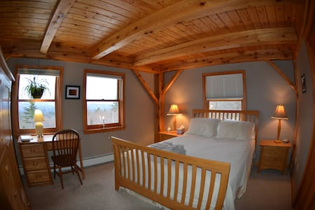 South Hill Lodge- Guest Room #2 - Moretown