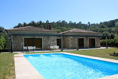 Casa da Cunha Country House in Paredes de Coura - Dom
