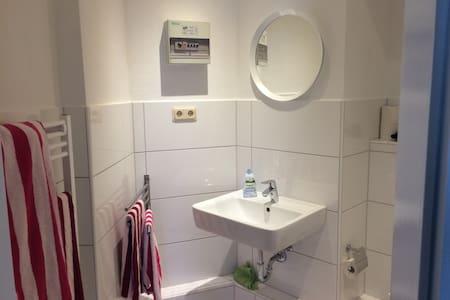 Schöne Ergeschoss-Wohnung im Zentrum von Dorsten - Dorsten - Apartment