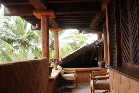 Habitación en Posada las Tortuguitas - Mazunte - Appartement