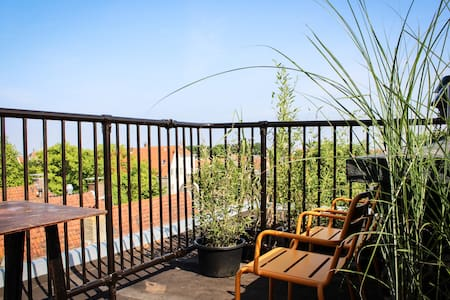 Rooftop Apartment, roof terraces, stunning view - Apartament