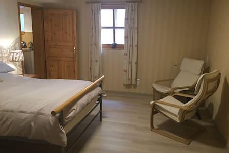 Furnished basement apartment near Munich - House