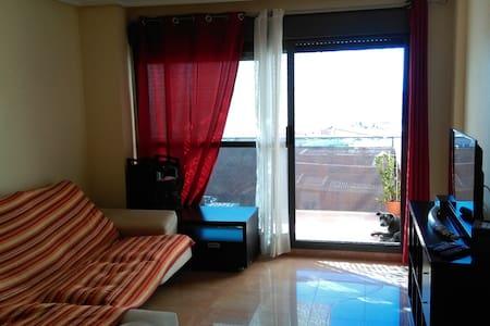 Piso 2 dormitorios 120m - Pis