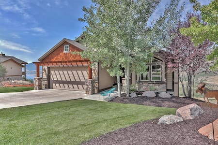 Incredible 4 Bedroom Deer Mountain Home with Amazing Views! - Hus