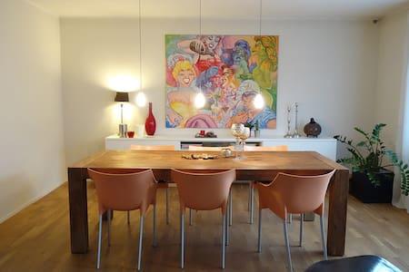 Gemütliches Designer-Apartment in Stuttgart-West - Stuttgart