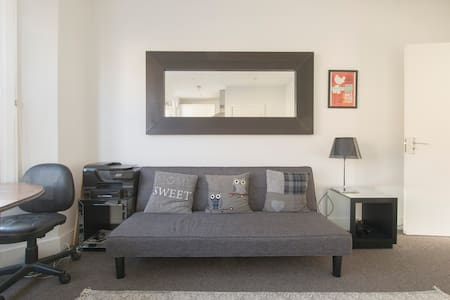 Quiet & Modern, 5 min to station - London - Apartment