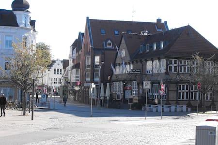 Wohnung im Familienhaus - Hamburgo - Apartamento