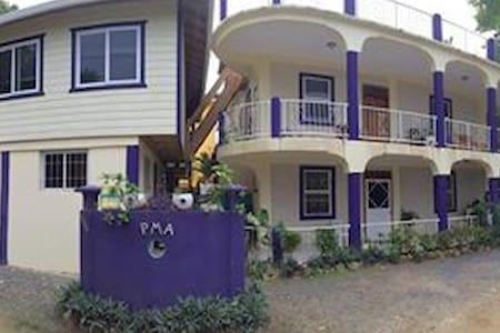 Purple PMA House