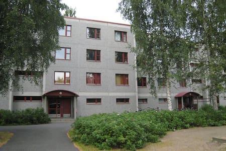 BIG room, nature, good loc & price - Joensuu