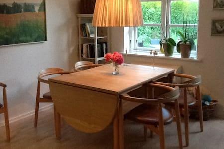 Dejligt rækkehus tæt på Svendborg, strand og mark - Vejstrup - Huis