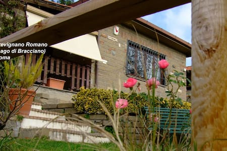 Tata's Garden on Lake Bracciano - Bed & Breakfast