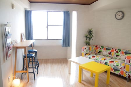 ★New Open★Stylish 2BEDR Apt in Central Kyoto - Wohnung