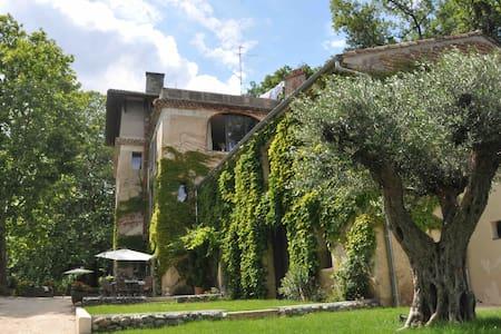 Domaine de BRISSET_ Belle demeure de 1850 rénovée - Montélimar - Huis