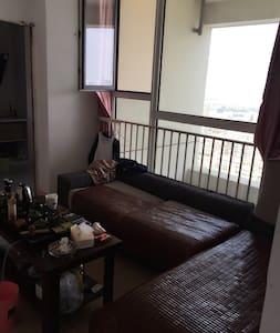 万达公寓观景房 - Lägenhet