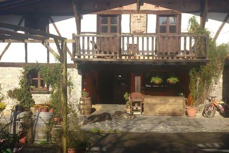 Caserío en Reserva de  Urdaibai 1 - Huis