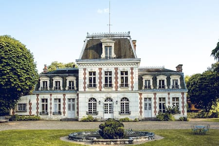 Castel in the Loire Valley - Istana