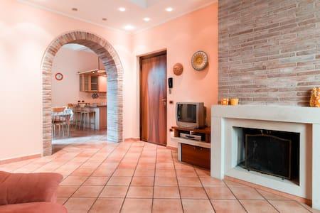 Romantico appartamento in centro storico-mare - Apartment