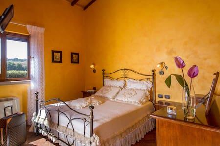 Agriturismo 4Ricci Camere A/C Wifi - Cerveteri-Roma
