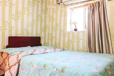 近后海街区   温馨舒适的家 - Apartamento