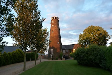 7 storey Grade II Listed Windmill - Phare