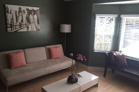 Lovely private 2 bedroom guesthouse full aminities - Los Angeles