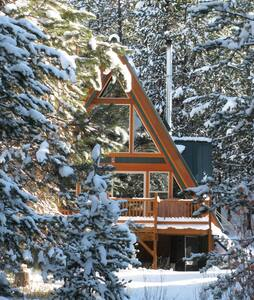 Pet-Friendly, Secluded Cabin on Crescent Creek - Cabin