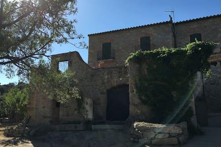 Casa Rural en parque natural de l'Albera - Cantallops