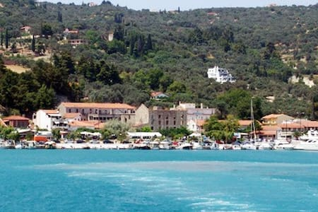 Balkony on the  Aegean sea ! - Daire