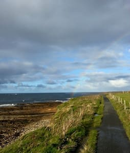 Bed and Breakfast With Sea Views - Stromness - Stromness - Lägenhet
