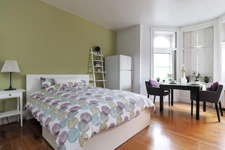 Spacious lovely Studio Besides JHU Homewood campus - Baltimore - Appartement en résidence