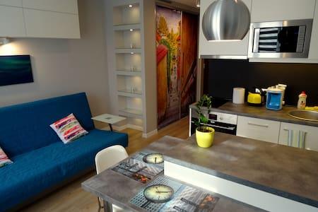 Cosy studio in Warsaw city centre - Byt