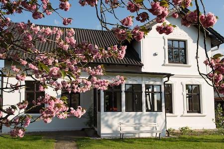 ein Bett im Kornfeld, oder nah dran - Hoisdorf - Villa
