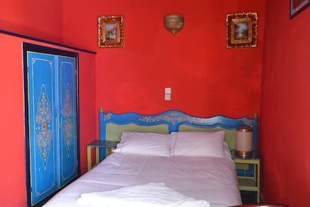 Hôtel Sahara:Traditionnel Chambre Double (2 Adult) - Essaouira