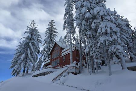 Yosemite's Glacier Peak Lodge - Ház