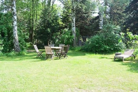 Ferienwohnung in der Villa Blau - Gohrisch - Apartament