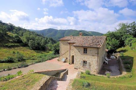 Casa Collina - Camporeggiano - Talo