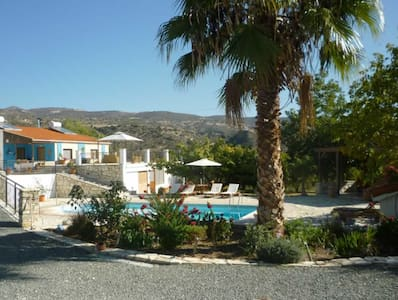Peace and Quiet at Cyprus Country Holidays - Bungaló