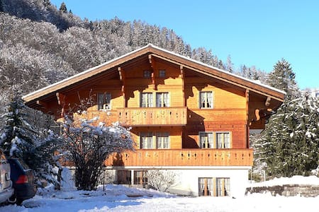 Chalet Berghof Amaranth - Bed & Breakfast