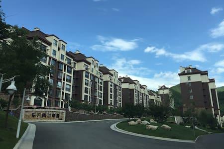 容辰国际公寓,适合滑雪度假的理想居所。位于县城中心,生活便利。 - Pis