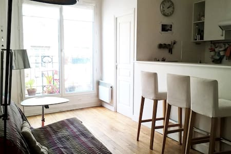 great place in the heart of Paris - Wohnung