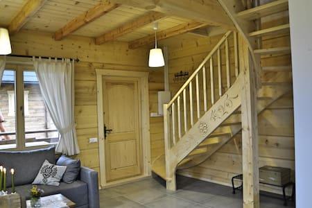 Widokówka - góralskie domki z widokiem na Tatry - Domek gościnny