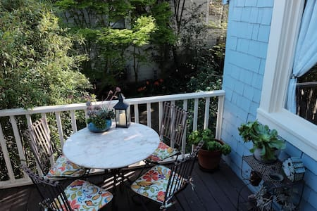 Large bright room in Noe Valley - San Francisco - House