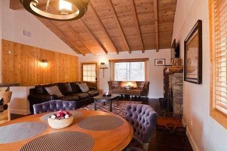 The Charming Massif Cottage - Cabane