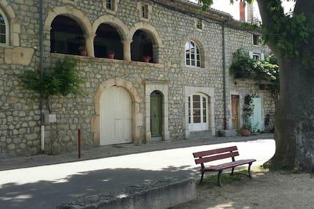 """Chez Mamie"" - Saint-Maurice-d'Ibie"