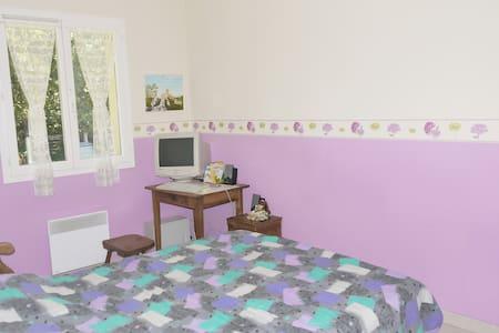 une ou deux chambres en Médoc - Talo