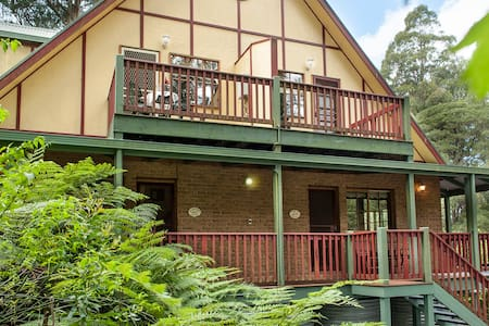 Mountain Lodge - Tasman Suite - Aamiaismajoitus